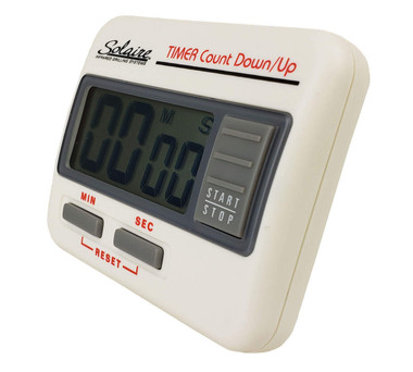 Solaire Minute Timer Front View