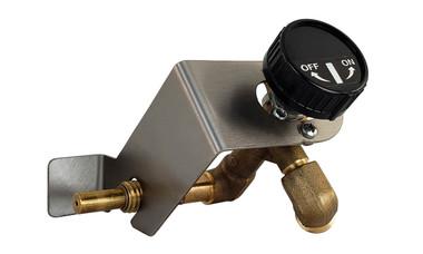 Solaire natural gas conversion kit valve, Item #SOL-IR17-L605