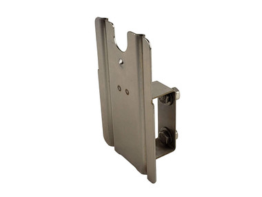 Rotisserie Motor Mounting Bracket - all grills, Front View