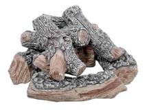 FP12BR Rasmussen Fire Pit Bark/Split Logs