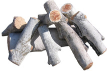 FP20WB Rasmussen Fire Pit Birch Logs