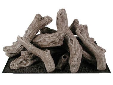 FP27WD Rasmussen Fire Pit Driftwood Logs