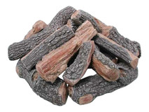 FP30BR Rasmussen Fire Pit Bark/Split Logs