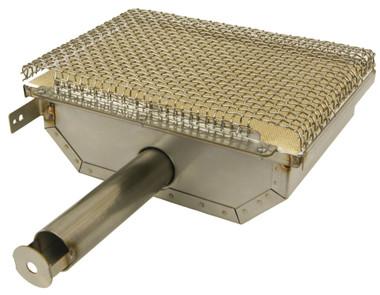 Shorter TEC burner for Patio II, Sterling II, & Sterling III