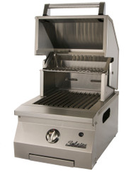 Refurbished Demo Grill, Solaire Accent - Item #SOL-IRBQ-15GIR-LP-REFURB