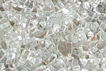 Platinum FireGlitter Glass