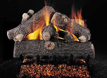 Rasmussen Gas Logs Prestige Oak