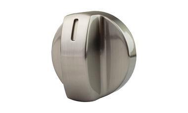 Knob for potable bromic heaters