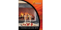 Vented Gas Logs Brochure