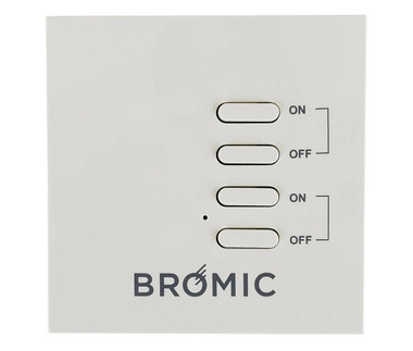 4 Channel Replacement Remote for Bromic On/Off Controls, Item #BH3130025