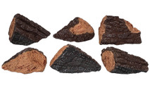 Rasmussen Gas Log Chunk Pack, Item #BOC