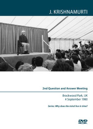 2nd Question & Answer Meeting [BR80Q2]