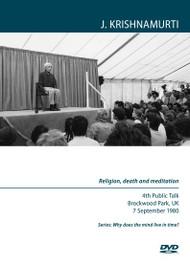 Religion, death and meditation