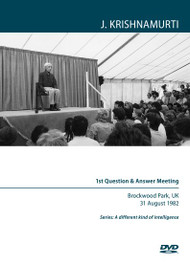 1st Question & Answer Meeting [BR82Q1]