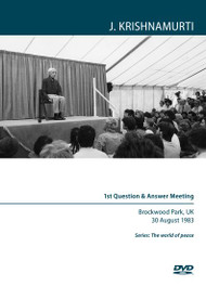 1st Question & Answer Meeting [BR83Q1]