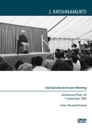 2nd Question & Answer Meeting [BR83Q2]