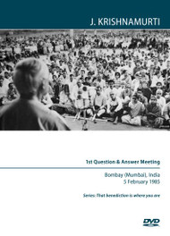 1st Question & Answer Meeting [BO85Q1]
