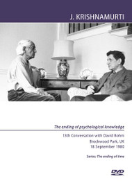 The ending of psychological knowledge