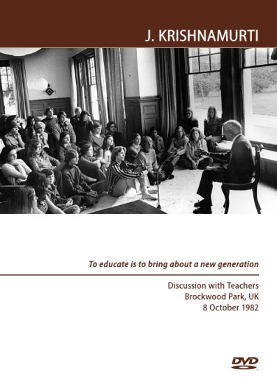 To educate is to bring about a new generation