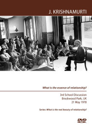 What is the essence of relationship?