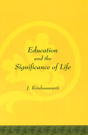 Education and the Significance of Life