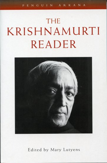 Krishnamurti Reader, The