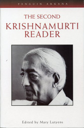 Second Krishnamurti Reader, The