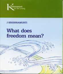 What does freedom mean?