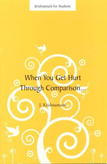 When You Get Hurt Through Comparison…