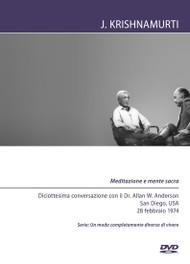 Meditazione e mente sacra