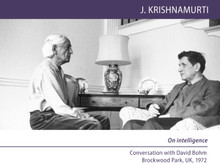 On intelligence - Conversation with David Bohm (MP3 DISC)