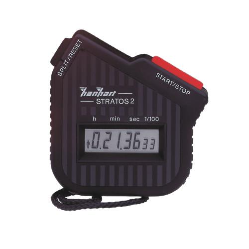 Hanhart 205.1705-VO Stratos 2 Digital Stopwatch - Calibrated