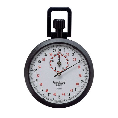 Hanhart 111.0417-00 Crown Stopper Mechanical Stopwatch