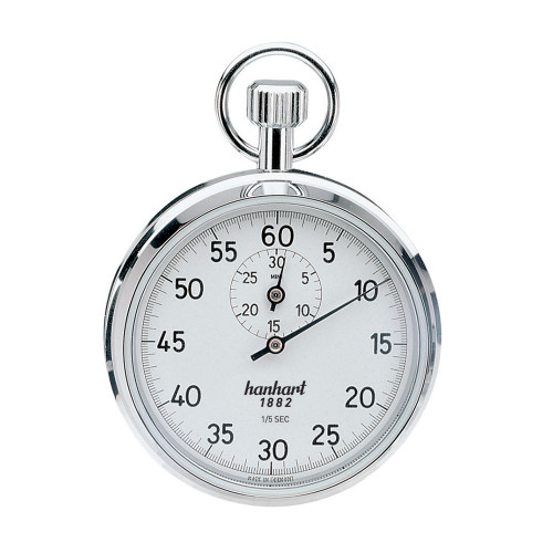 Hanhart 115.0104-VO Heavy Duty Mechanical Stopwatch - Calibrated