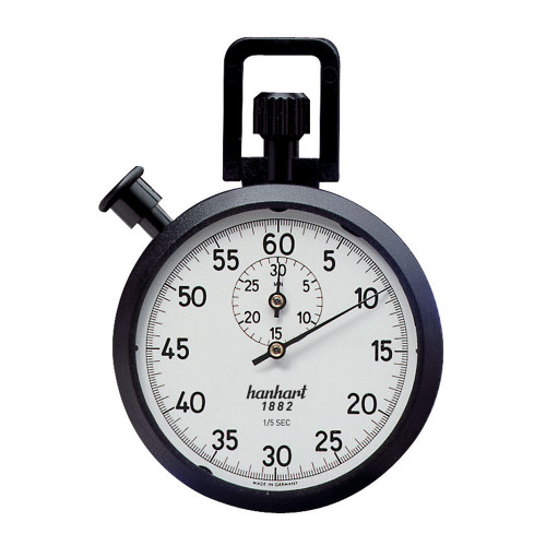 Hanhart 121.0117-00 Addition Timer Mechanical Stopwatch