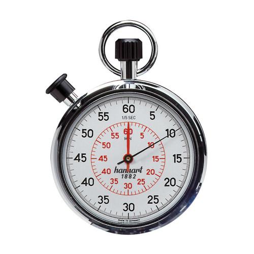 Hanhart 185.7901-EO/TPO MegaMinute Mechanical Stopwatch