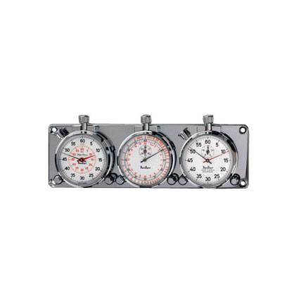 Hanhart 901.0300-00 Dashboard III Stopwatch Mount (Matte