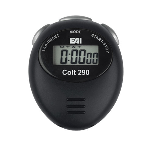 EAI® Colt 290 Digital Stopwatch - Black