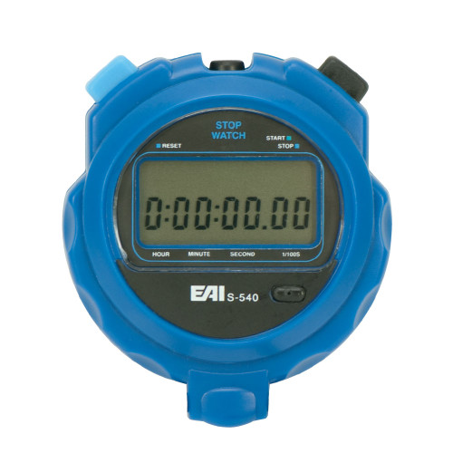 EAI® S-540 Blue Stopwatch