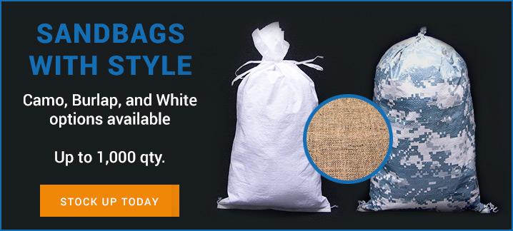 Sandbag sacks for sale