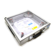 """FormFactor 18"""" 450mm Transparent Wafer Probe Secure Locking Carrying Case"""