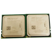 Lot of 2 AMD Opteron 8382 CPU 2600MHz Quad-Core Processor OS8382WAL4DGI Socket F