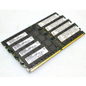 Elpida 16GB (4x4GB) 240-Pin DDR2-667MHz ECC Registered Server Memory PC2-5300