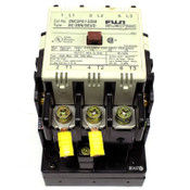 Fuji Electric SC-2SN/SEUD Magnetic Contactor 3-Pole 600V Starter 70A 200-240V