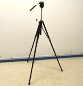 "G7 Oil Fluid Head H Lightweight Photo Video Tripod  62"" H Tension-Adjustment Pan"