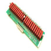 Grayhill 70AD3295 Rev. C 24-Position I/O Rack Board w/ (24) 70M-ODC5 Modules