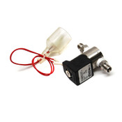 "Parker WV121S122NV I-1S-Q3 Stainless 1/4"" Direct 2/2-Way Solenoid Air Valve 3mm"