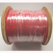 22AWG Red UL1015 Hook Up Wire 600V Stranded Electrical