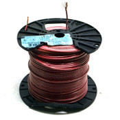 NEW 385' Spool of Encore Wire 14 AWG Red 1-Conductor Stranded Bare Copper Cable