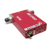 """Horiba-Stec SEC-Z11DM Mass Flow Controller 1/4"""" VCR D-Net (NF3/3SLM) 3030-11334"""